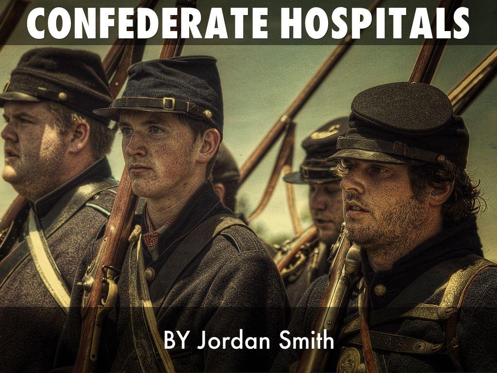 Confederate Hospitals
