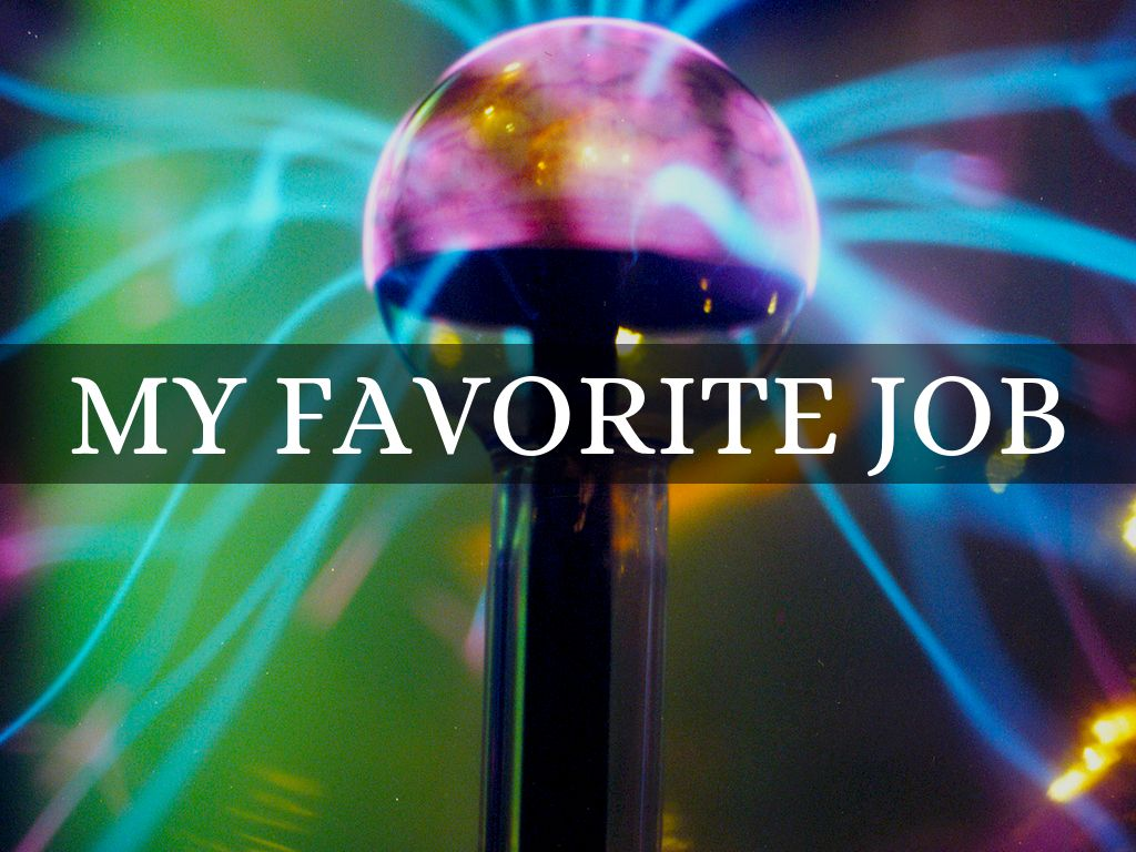 favorite job To ask about your favorite girl, or your favorite fruit there are other forums like facebook, twitter, linkedln, info jobs, ebay, together with a lot of google forums if reaserchgate decays by running through these questions, no longer intelligent contributors will feel themselves comfortable in this forum.