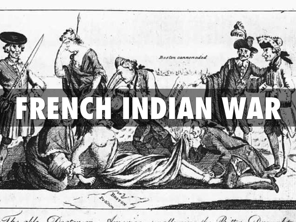 French Indian War by Melina Gomez
