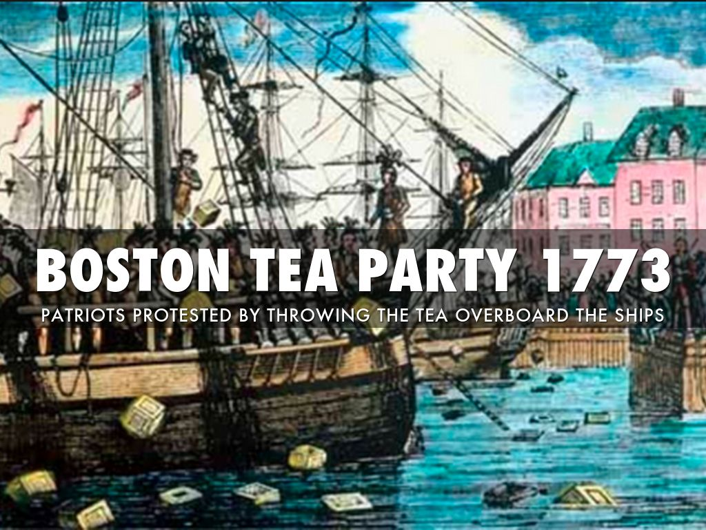 the boston tea party and the laws that sparked the revolution in colonial america In colonial america  in the wake of the boston tea party  a primary document-based unit on the boston tea party the american revolution.