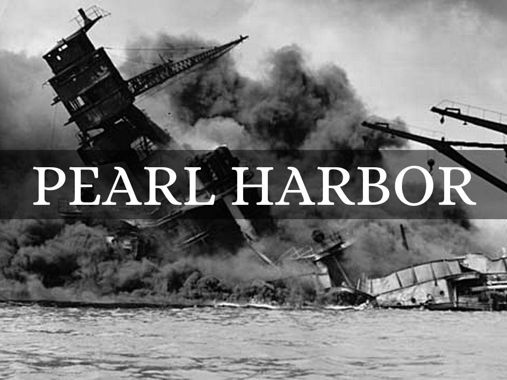 Pearl Harbor, Hiroshima