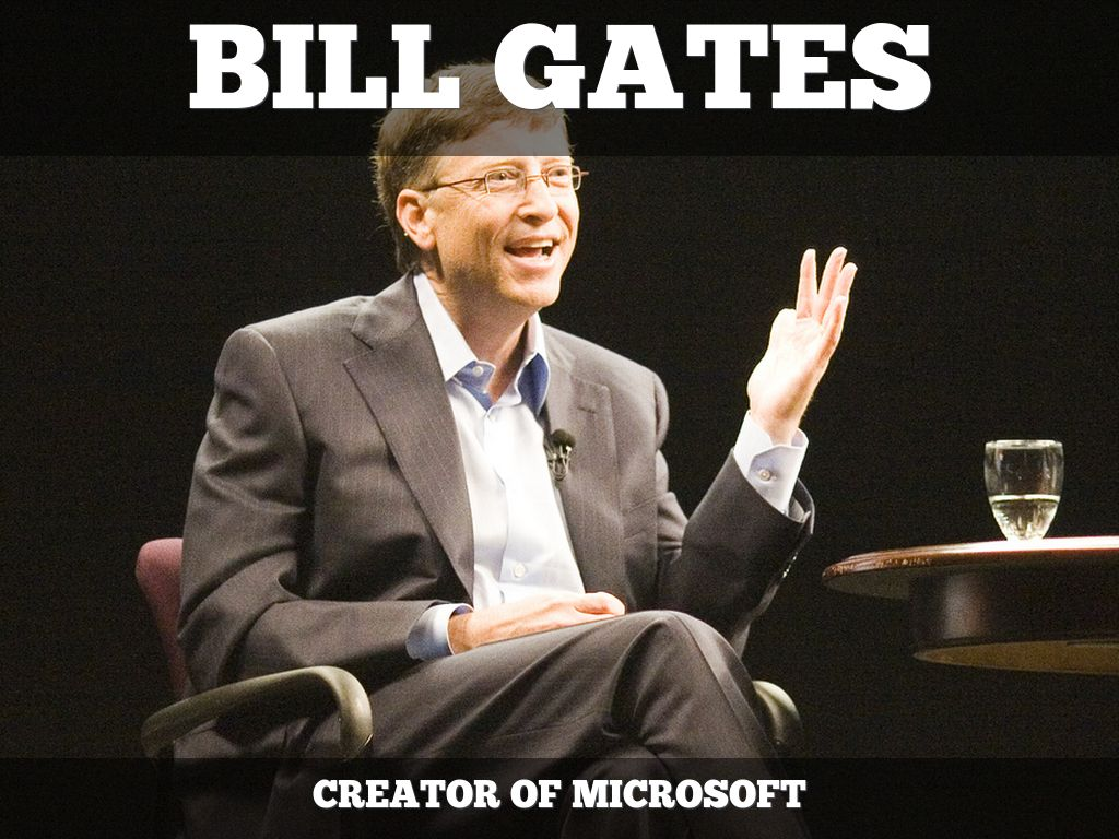 bill gates by mpistudent58