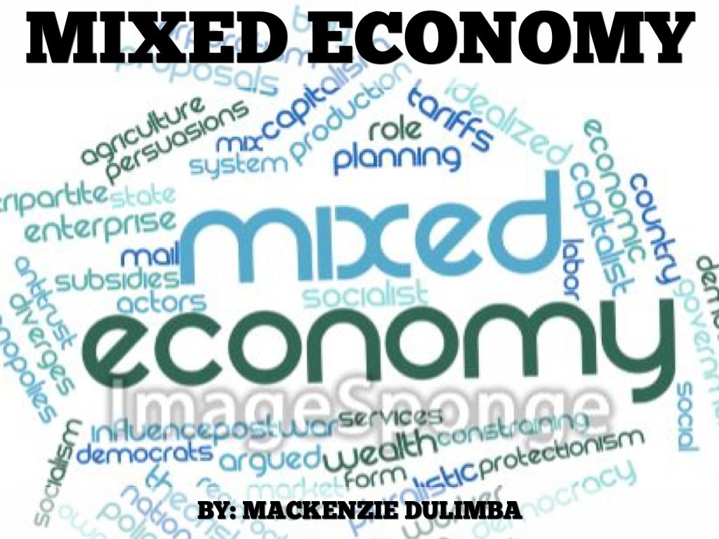 advantages and disadvantages of mixed economy in india