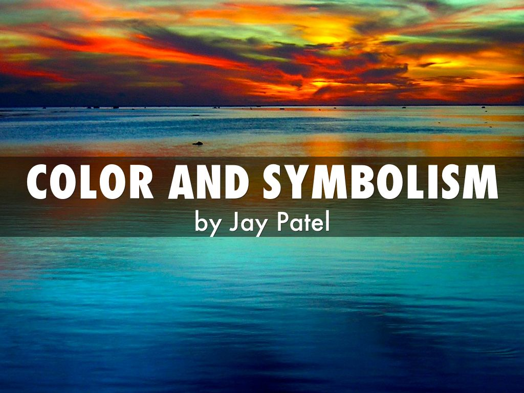 Color And Symbolism Uglies Jay Patel By Michelle Izzo