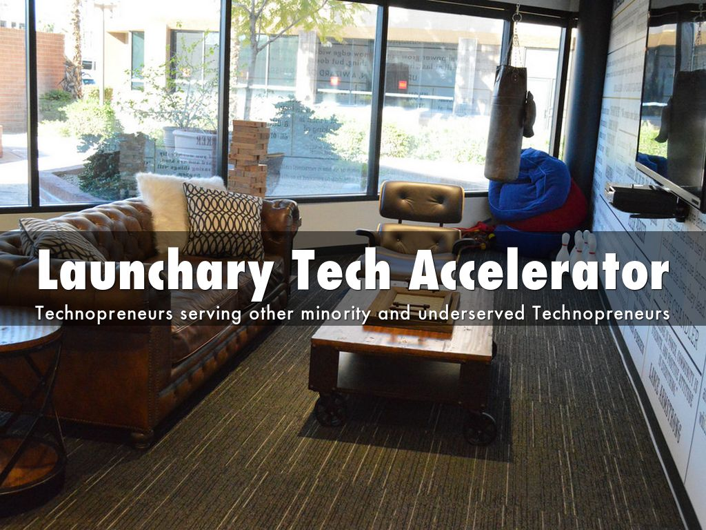 Launchary Tech Accelerator