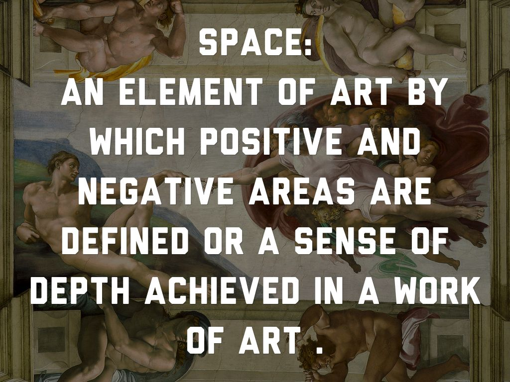 Elements Of Art Space Definition : Elements of art space definition usbdata