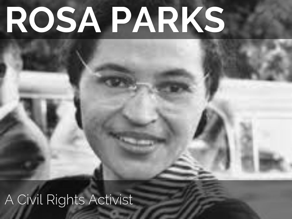 rosa parks by hancre14