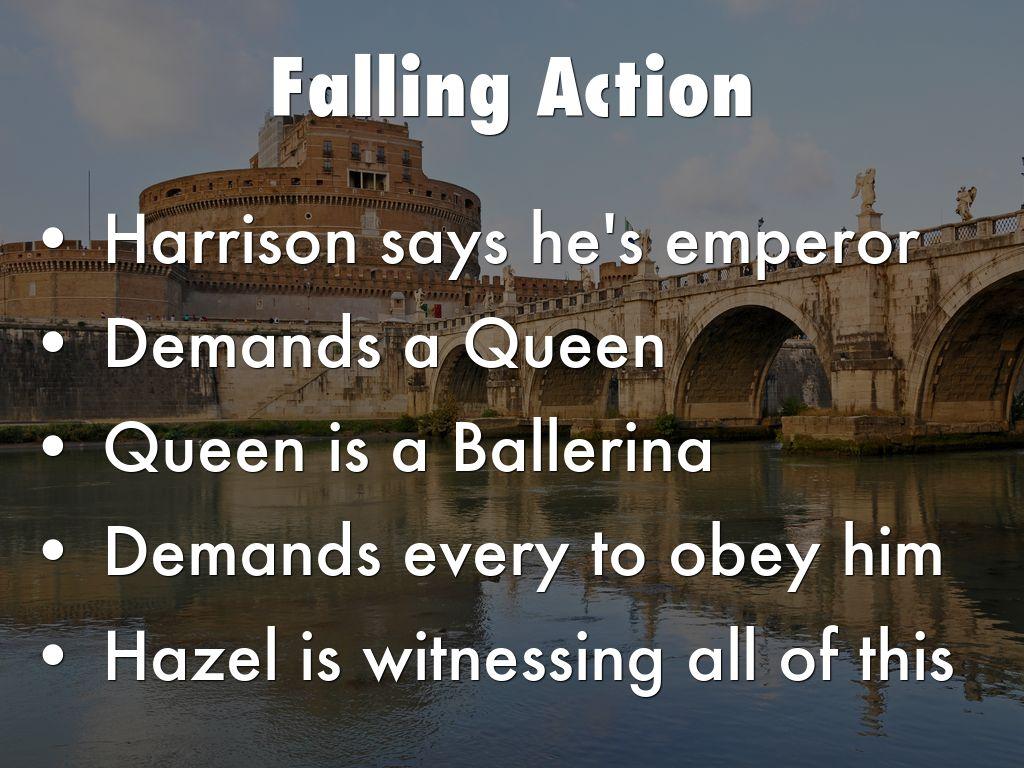 Harrison bergeron climax