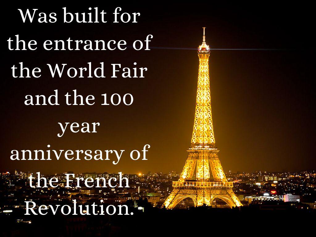 Eiffel Tower By Kyla Link723