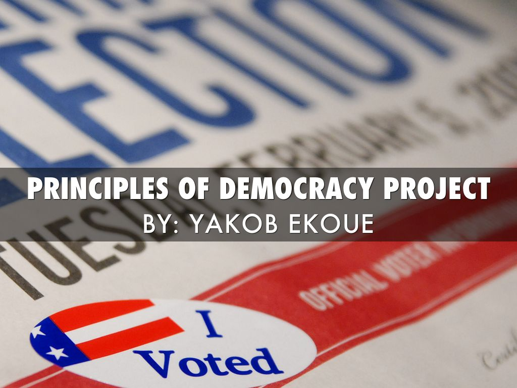 democracy 4th principle of indonesia Constitutional declaration that indonesia was a 'democratic state' rather the fourth principle of the state ideology of pancasila establishes the republic as a nation based upon.