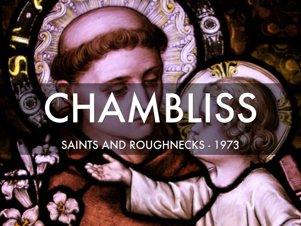 stigma and deviance in the article the saints and the roughnecks Stigma theories, explain the exclusion of by examining how the labelling theory is applied to crime and deviance we will the saints came from.