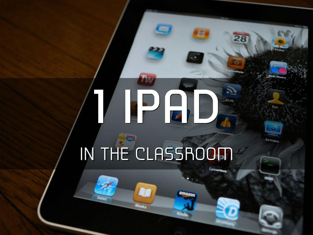 1 iPad Classroom