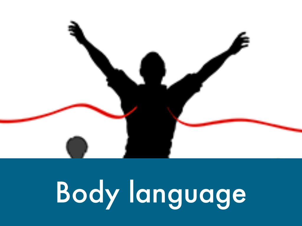 Ted talk your body language shapes