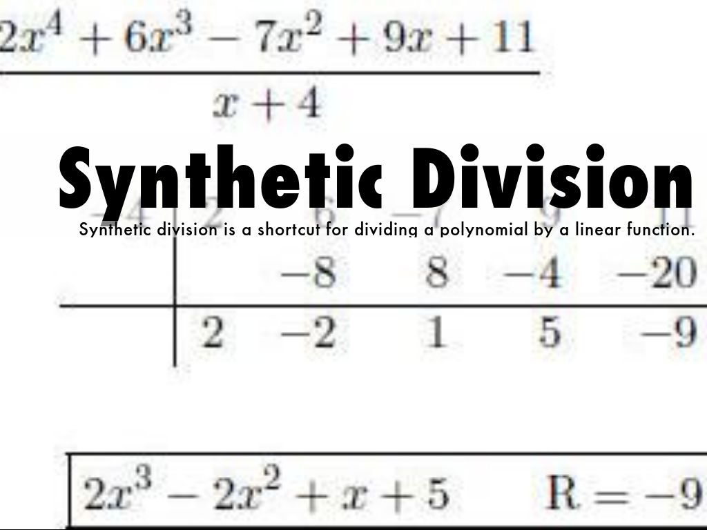 Polynomials and polynomial functions by 1315026741 synthetic division falaconquin