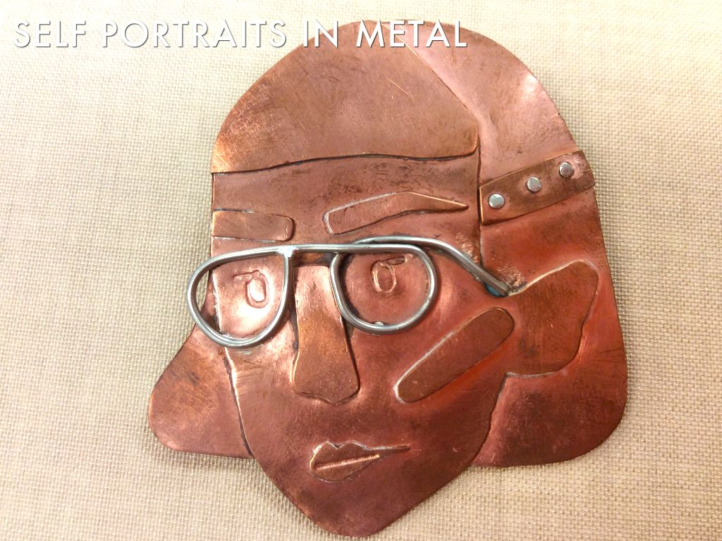 Self Portraits In Metal