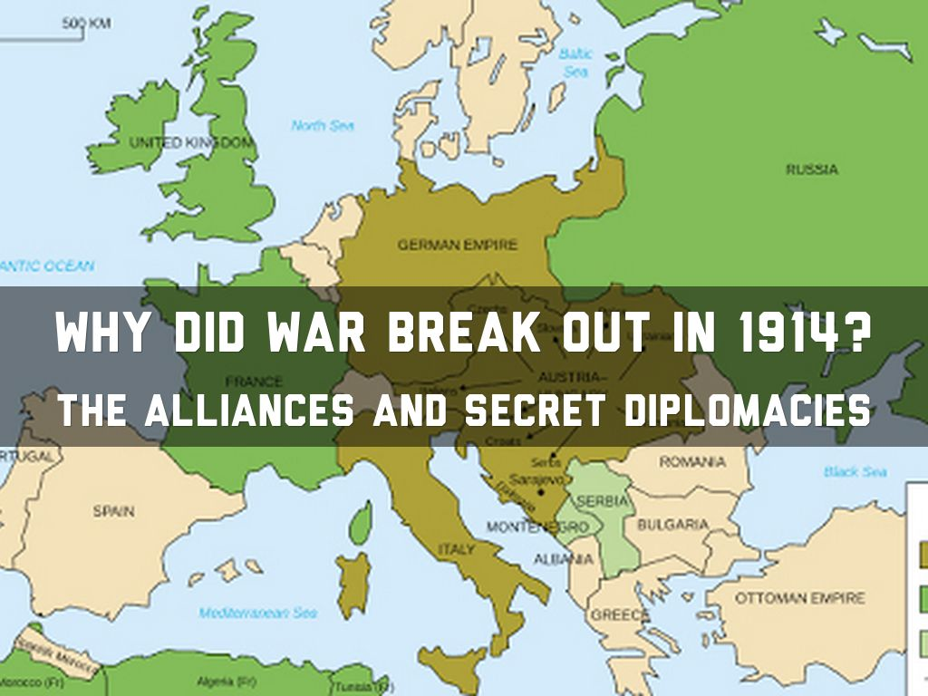 what did ww1 break out in War breaks out in europe study  before the war began what did the major european powers do  what other types of technology were used in ww1.