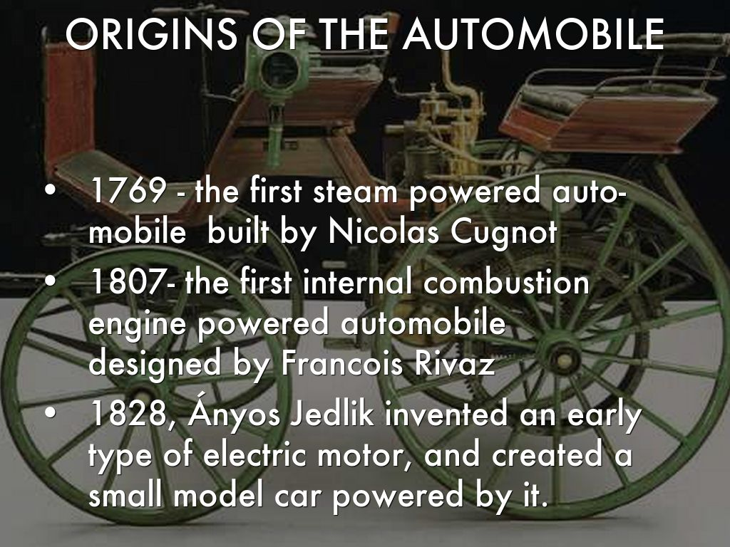 Copy of The Internal Combustion Engine by zanefinney