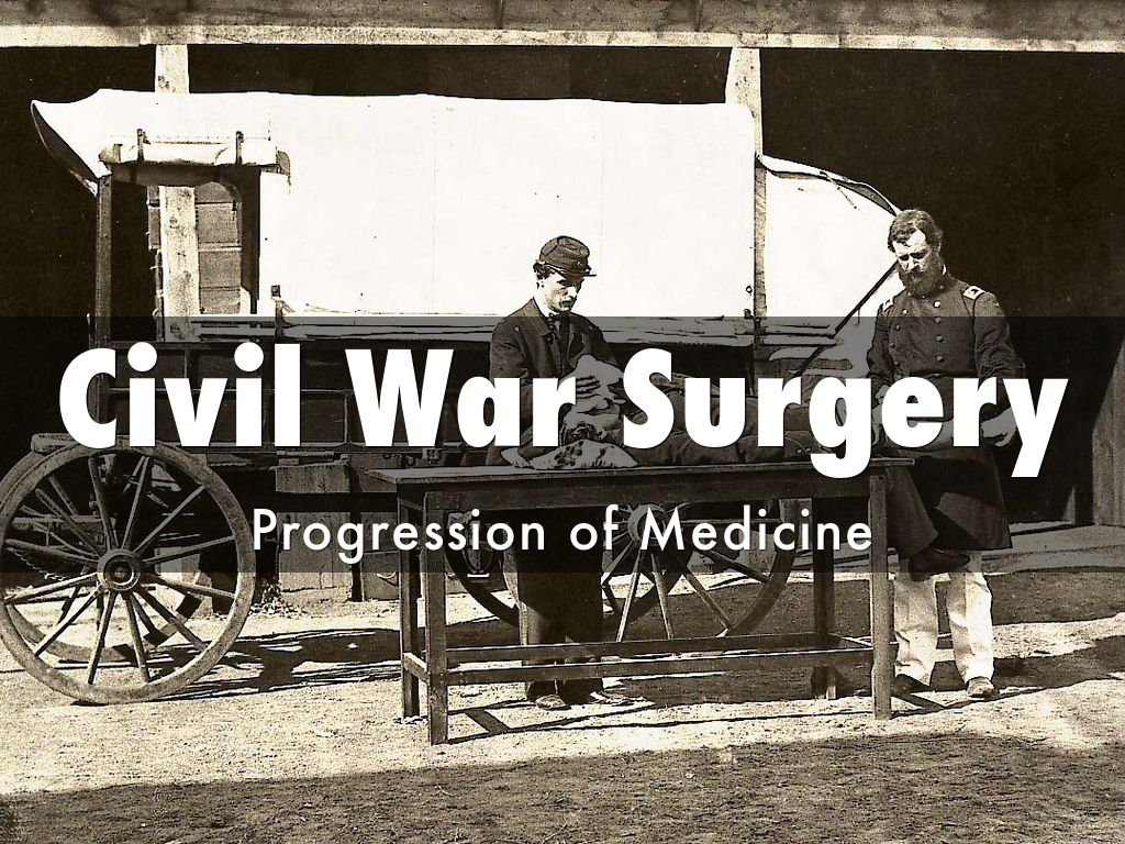 civil war medicine Find great deals on ebay for civil war medicine in antique surgical tools shop with confidence.