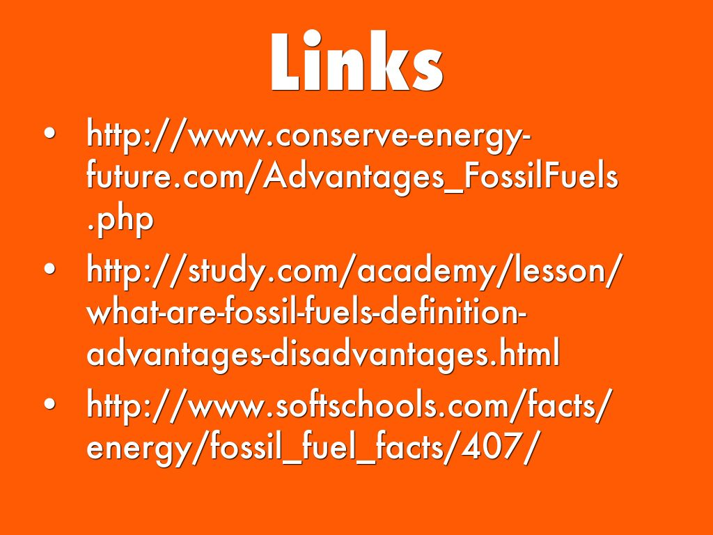 a description of the fossil fuels Home topics fossil fuels description fossil fuels, including coal, oil and  natural gas, are currently the world's primary energy source formed from organic .