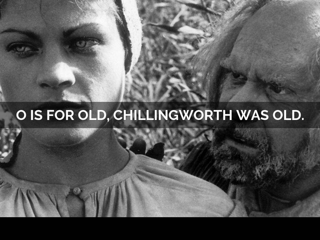 Hester And Chillingworth
