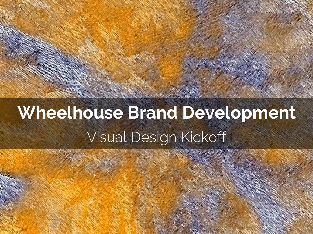 Wheelhouse Brand Development