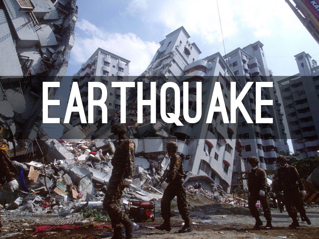 Earthquake By Ynah Carandang