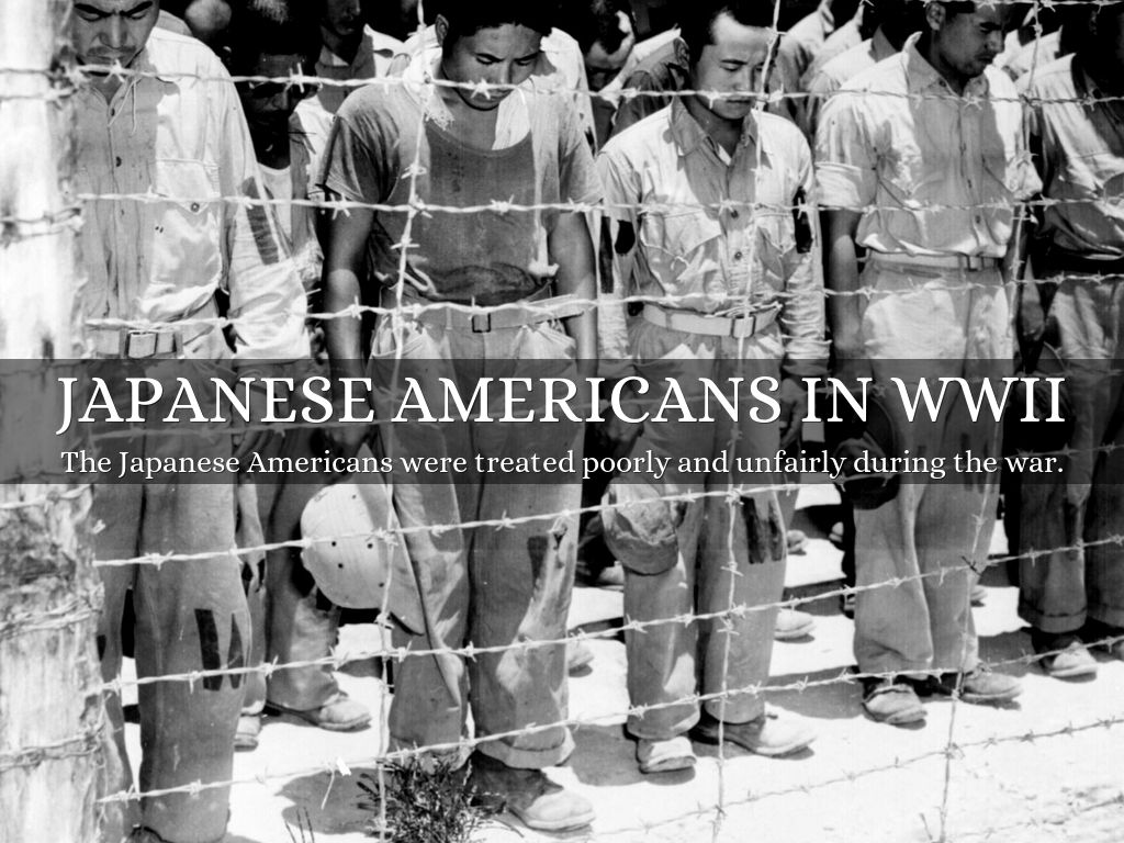 japanese americans in wwii by santjerhour1
