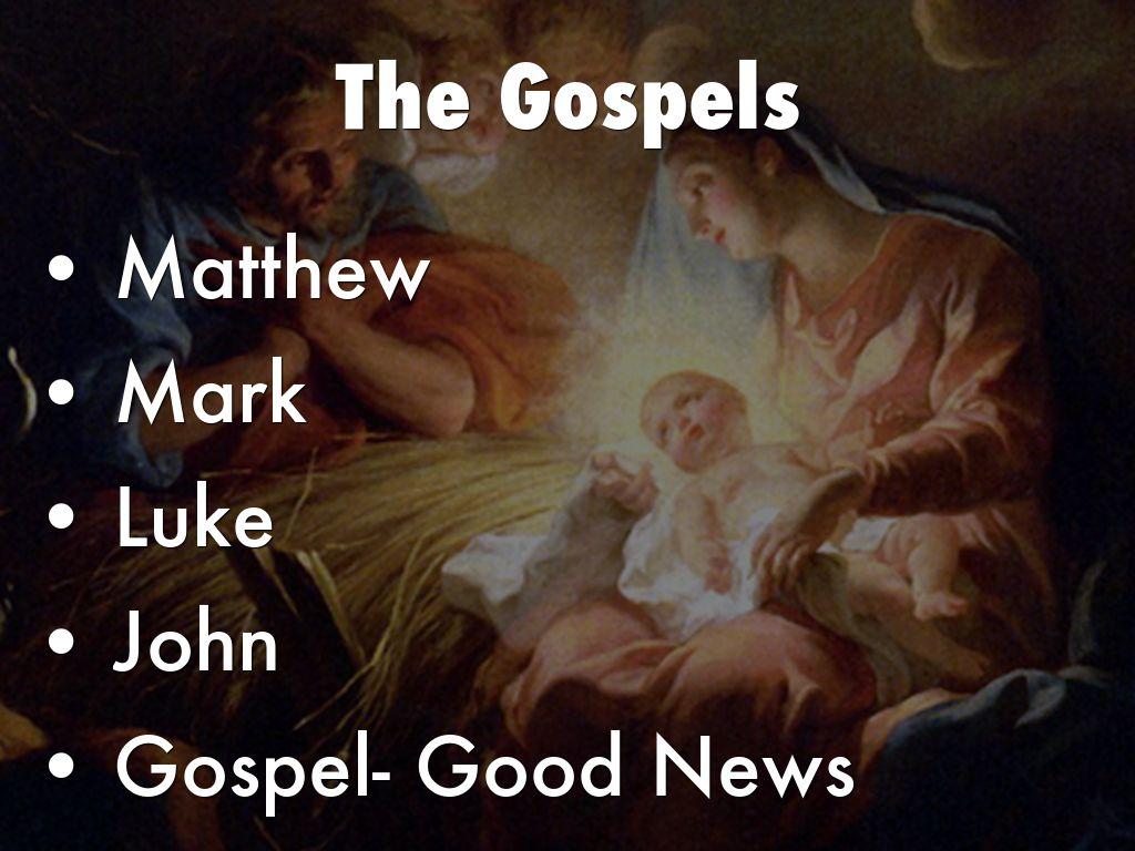 the gospels of john and luke