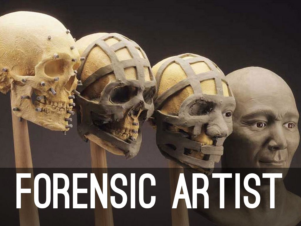 Forensics facial reconstruction salary