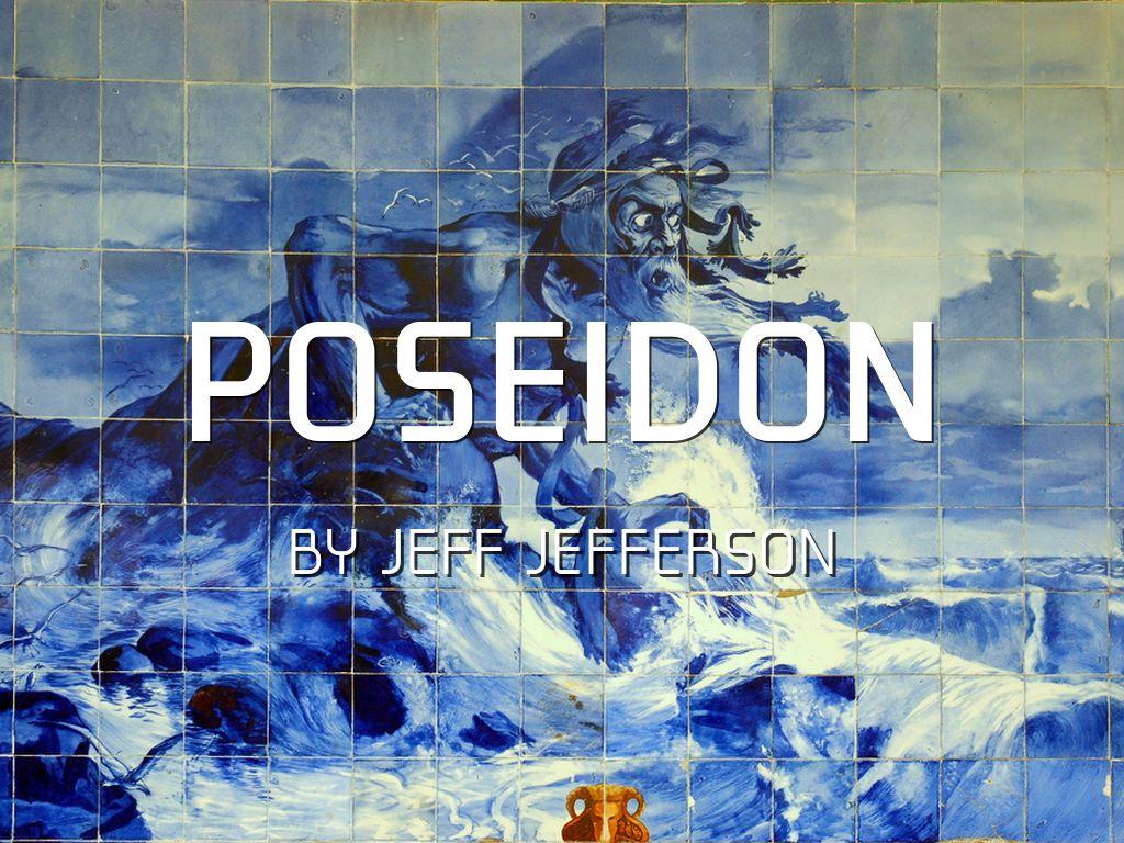 Posiden and Hermes