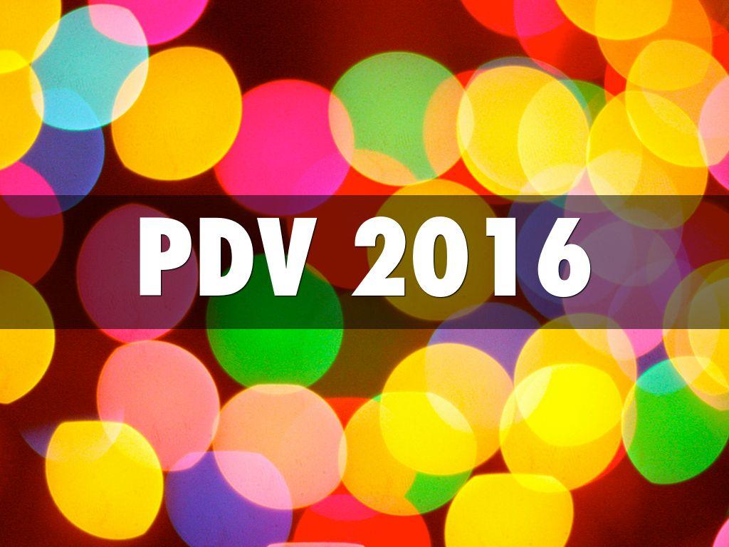 PDV 2016