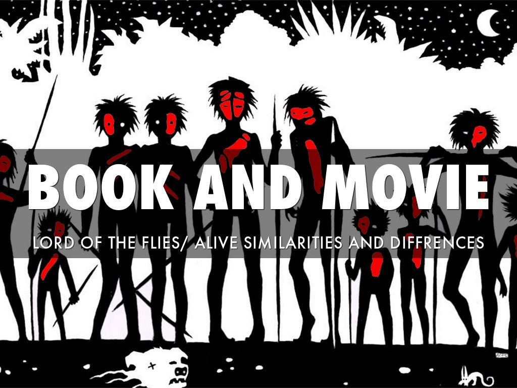 Lord Of The Flies/Alive