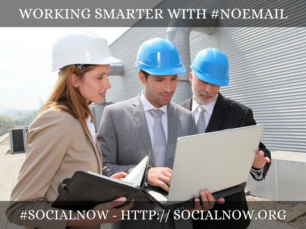 Working Smarter with #NoeMail