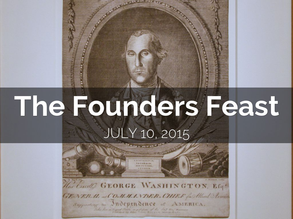 The Founders Feast