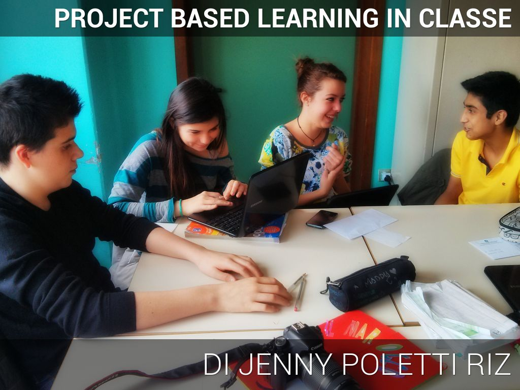 project based learning in classe
