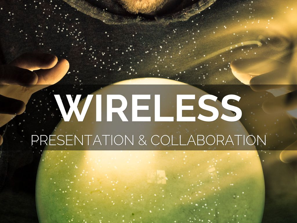 Copia de Wireless Presentation