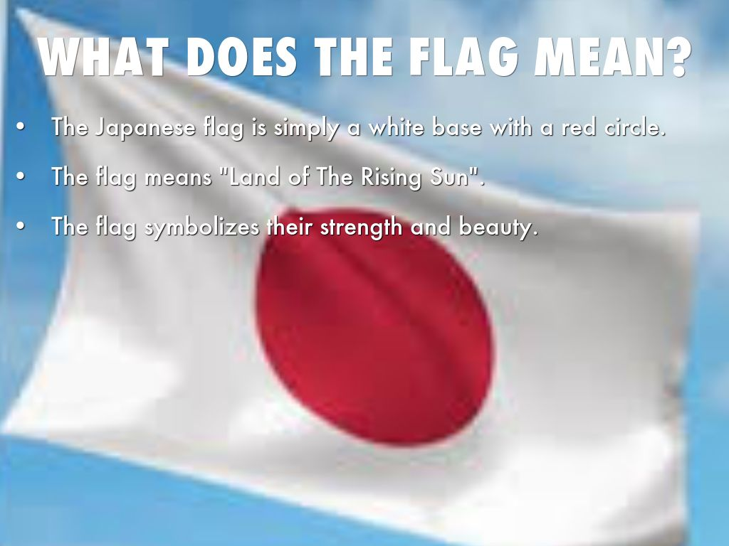 Japan by jesterrachel what does the flag mean buycottarizona