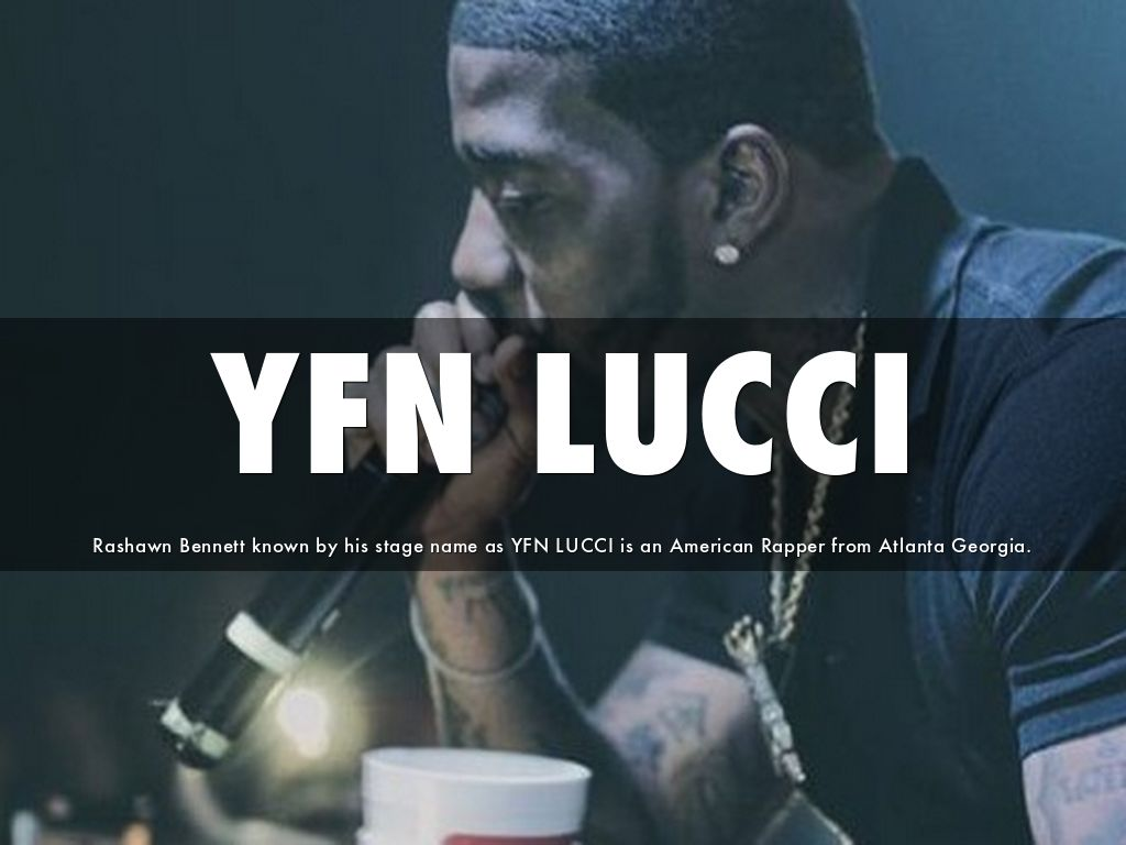 YFN LUCCI by Jacordion Lewis