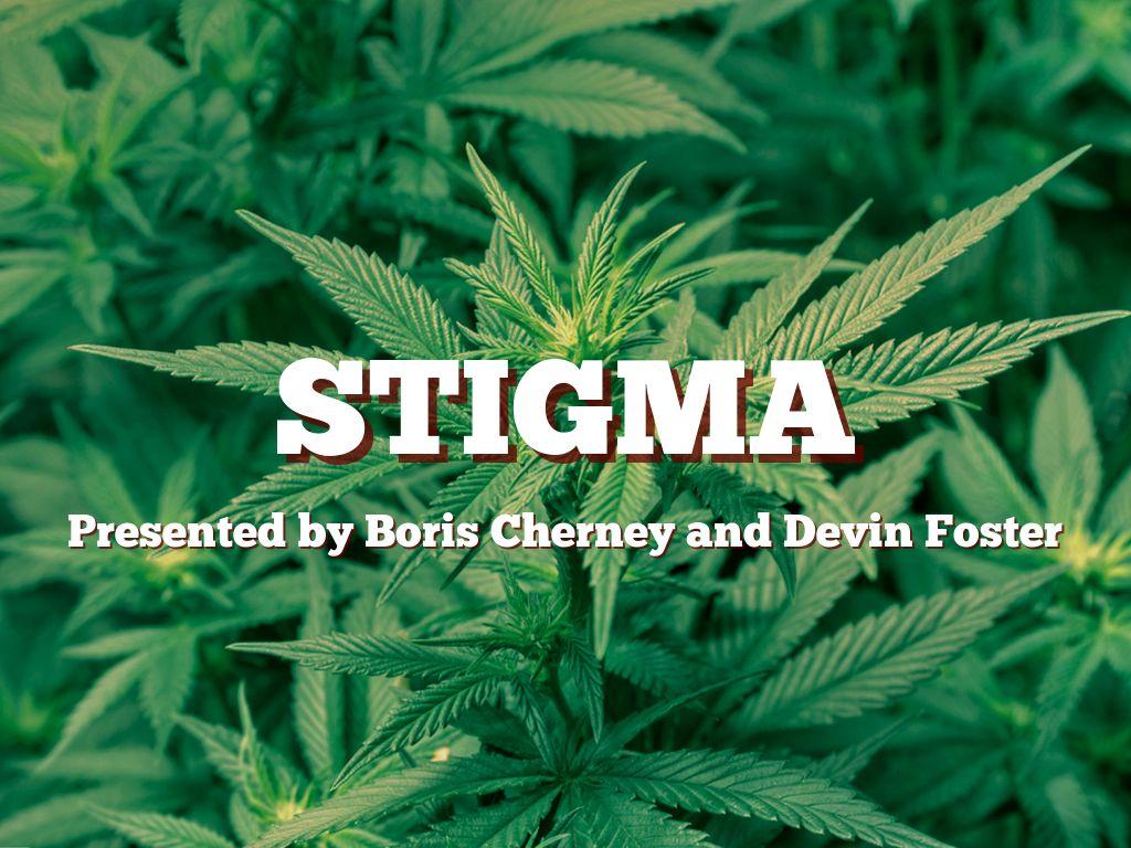 """Stigma"" -Mock IOP"