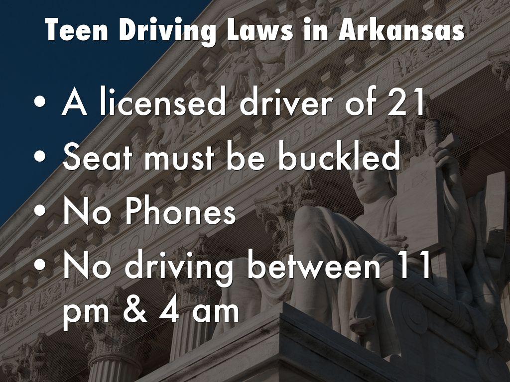 arkansas hardship drivers license requirements