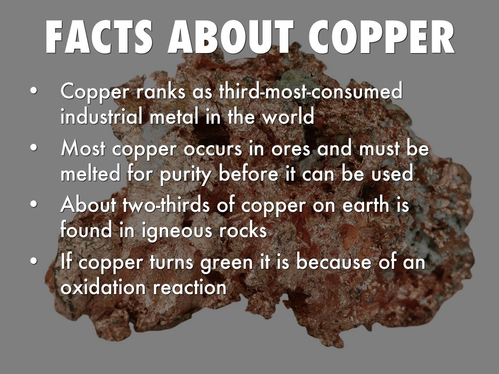 Copper By Keiley Wilkinson
