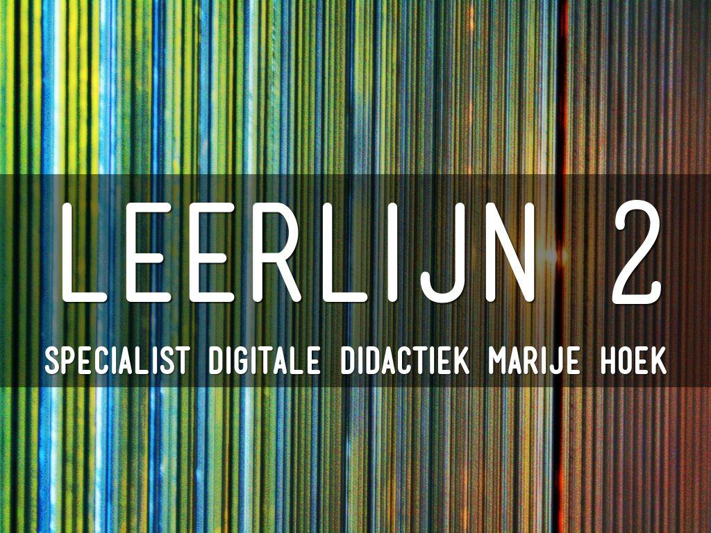 Leerlijn 2