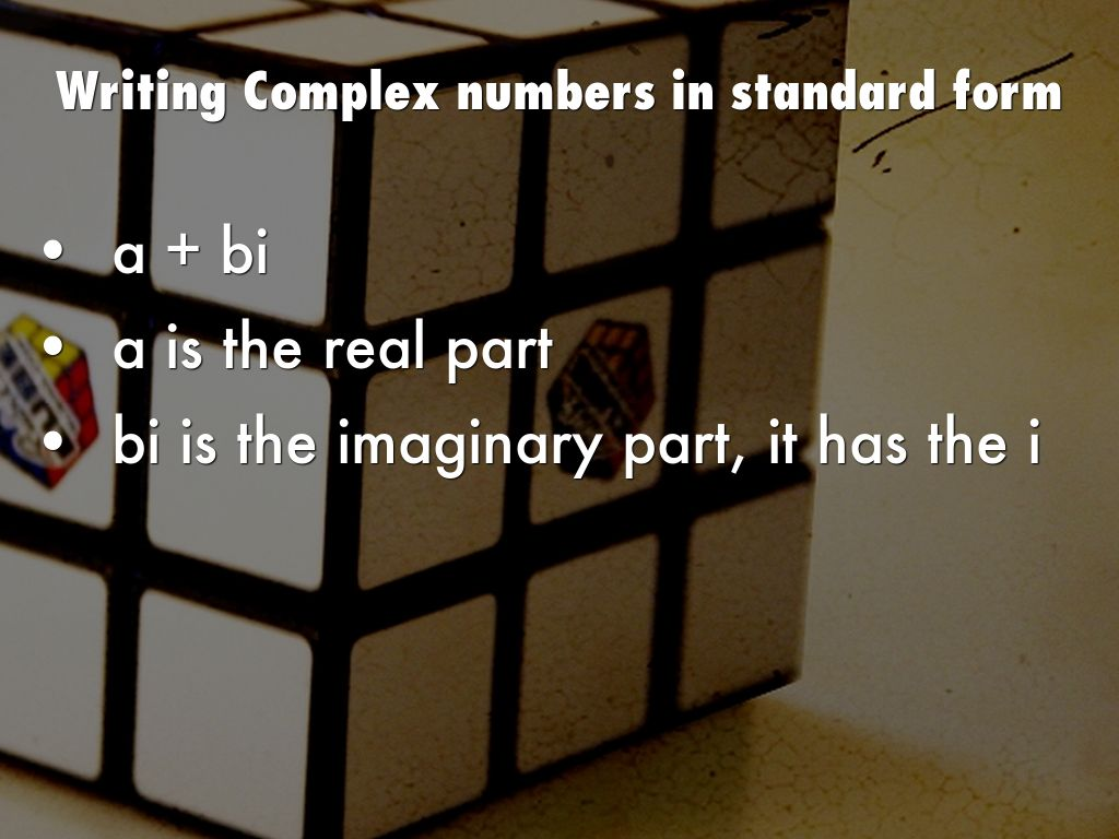 Complex numbers by koolkate216 7 falaconquin