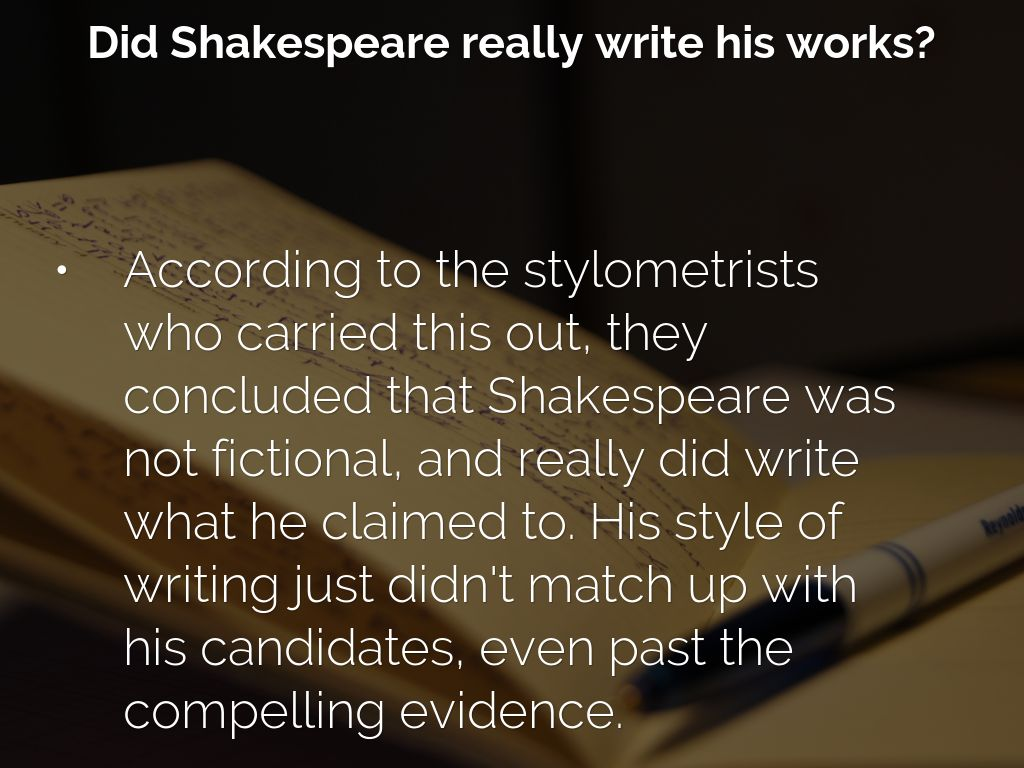 William Shakespeare: The Conspiracy Theories – Part 1