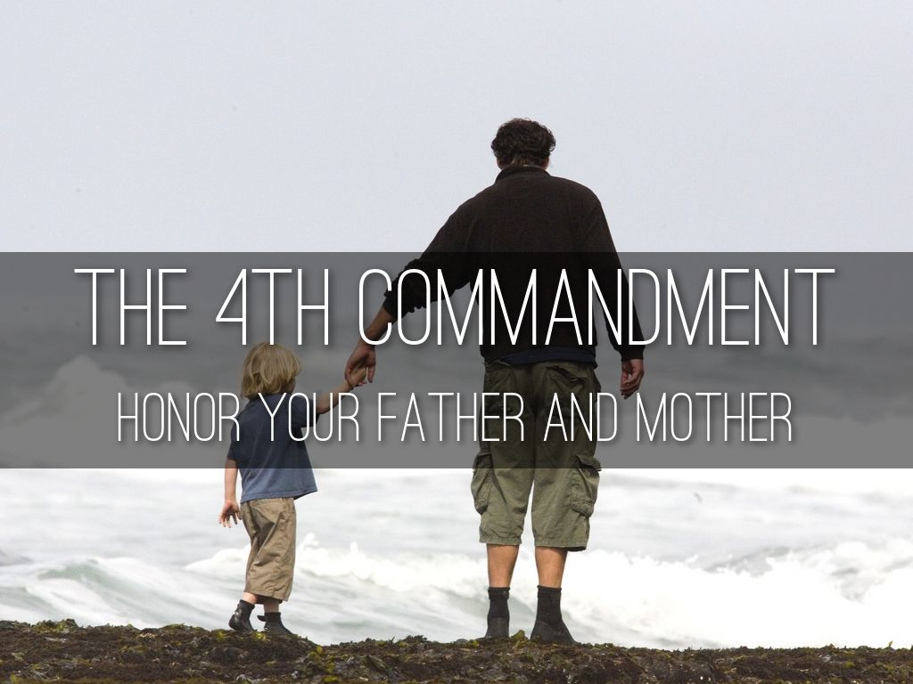 The 4th & 8th Commandments by Marc Cardaronella