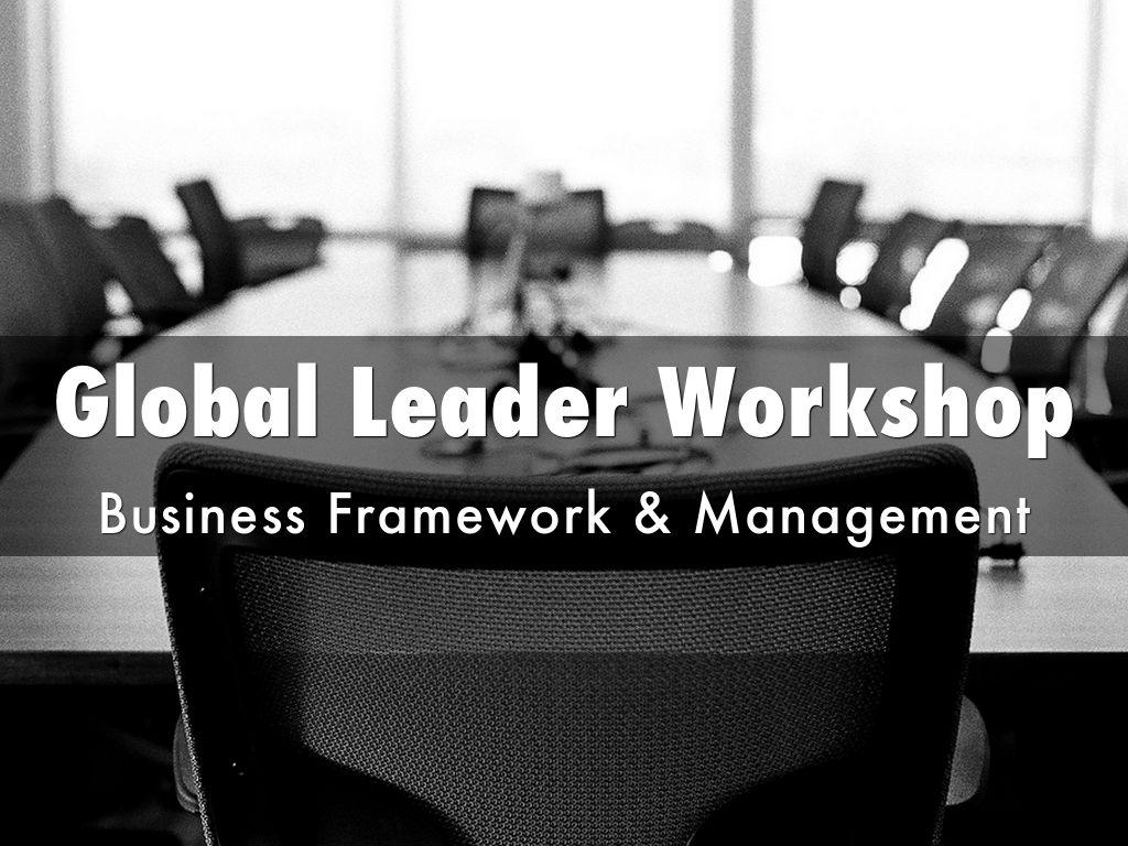 Global Leader Workshop