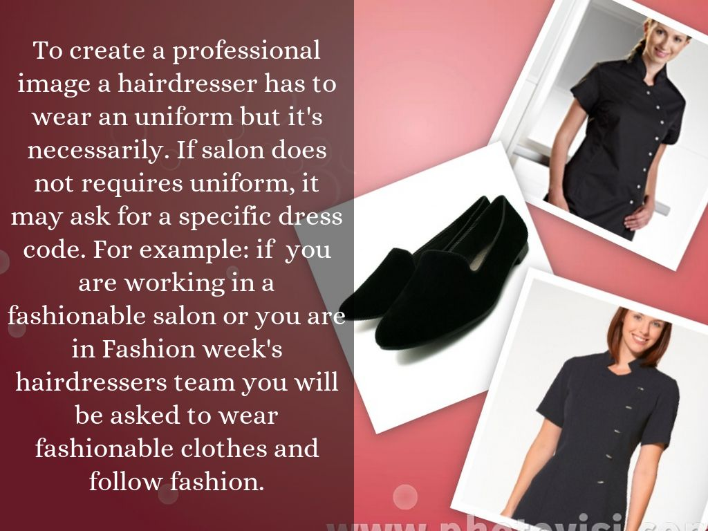 how to look good in your work uniform