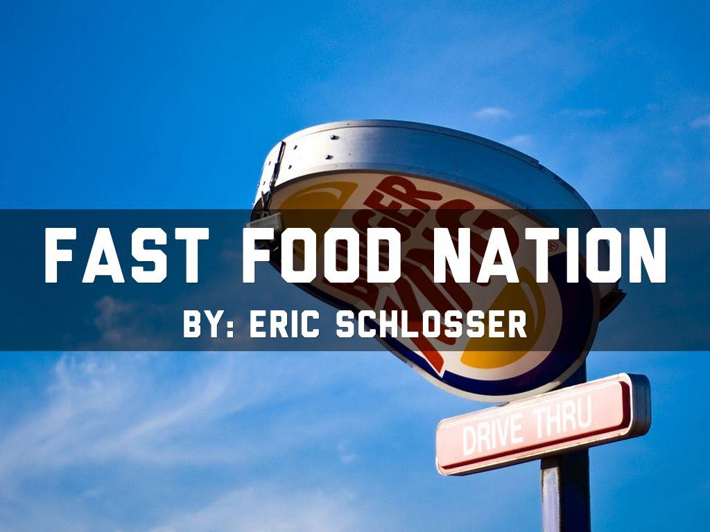 fast food nation outline