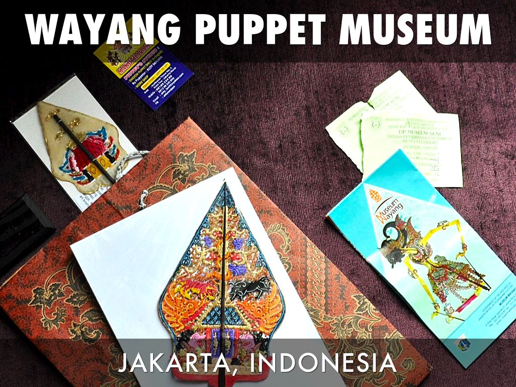 Jakarta's Wayang Museum