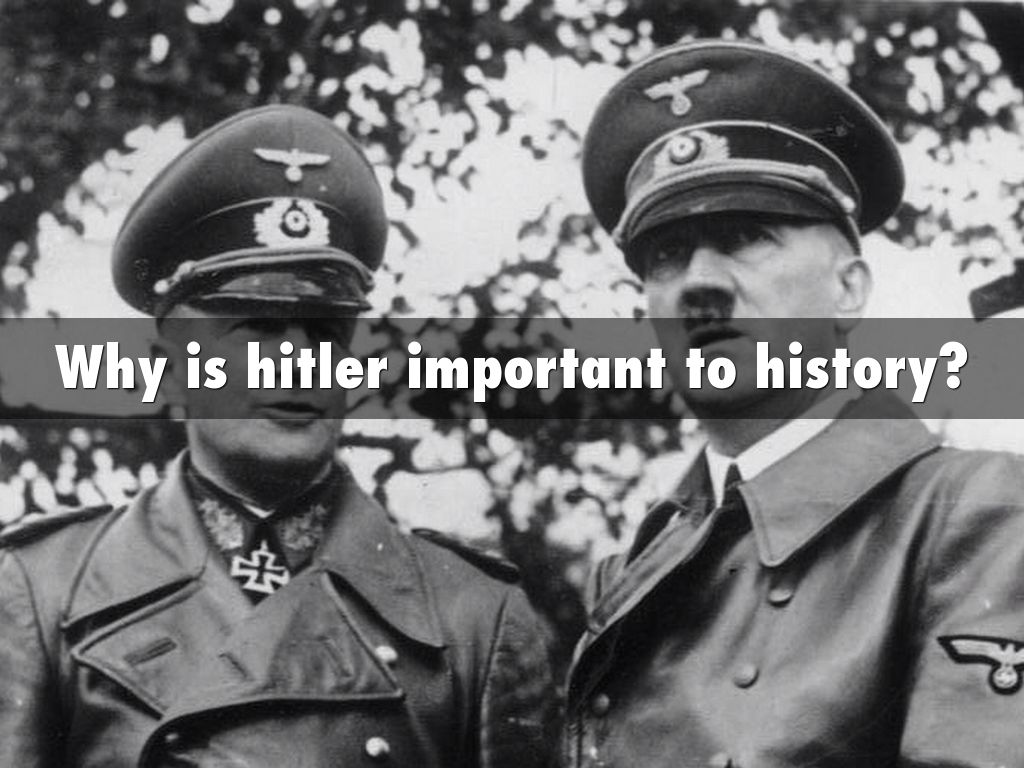 why hitler was defeated Attack on russia in calling off operation sea lion, adolf hitler, the supreme commander of the world's most powerful armed forces, had suffered his first major setback.